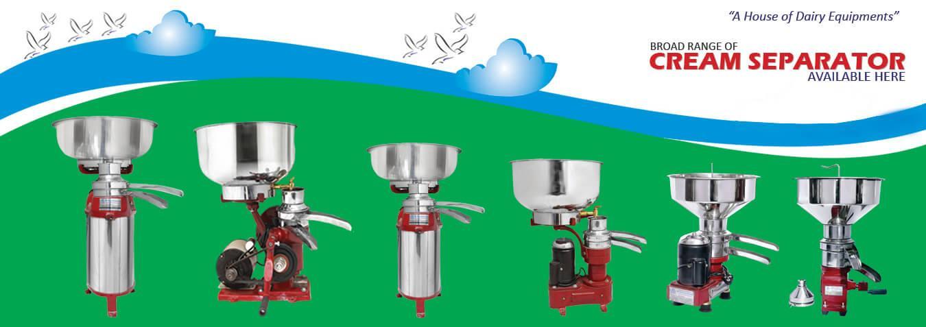 NK Dairy Equipments