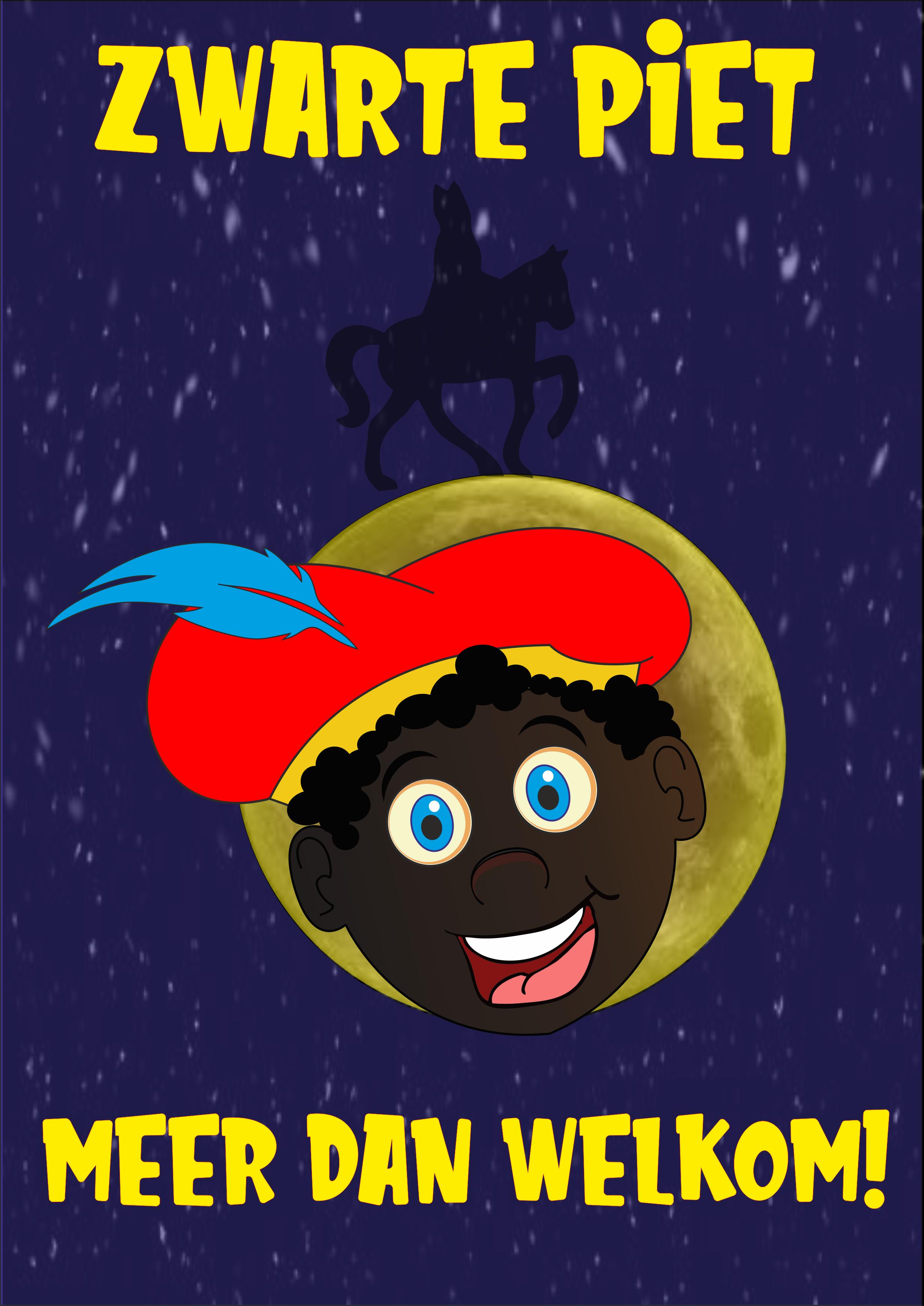 Nederland kiest Zwarte Piet
